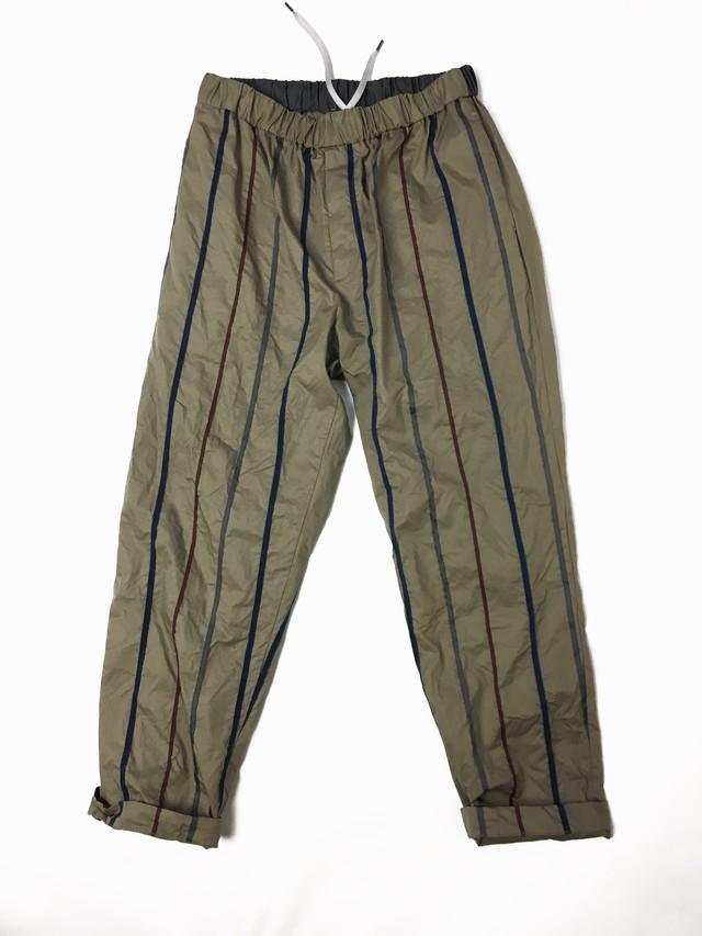 3-212-912 Regimental Stripe easy PT [BEIGE]
