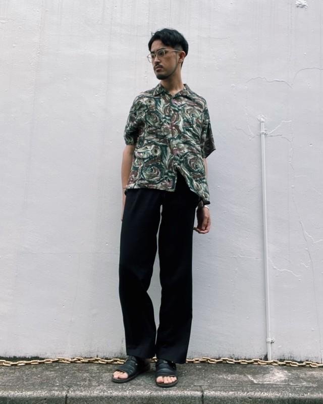 (SH180)AYON aloha shirt