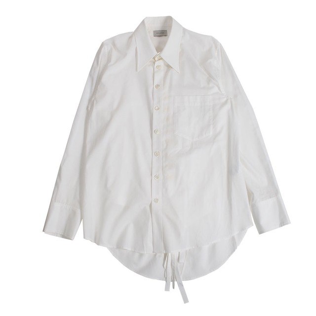 BED J.W. FORD Inner vest blouse White