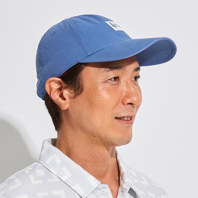 Tee-chi CAP【Sticker】(BLUE)