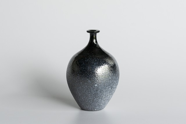 decorative vase no.4 / qualia-glassworks