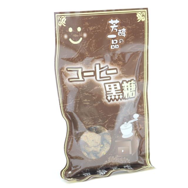 もっちり珈琲黒糖|120g|平瀬製菓