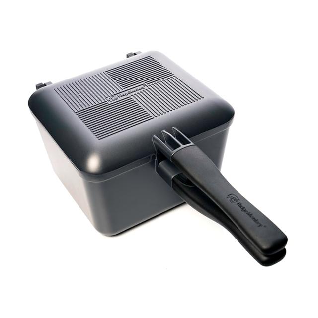 Ridgemonkey アルミパン&クッカー Connect Multi-Purpose Pan and Griddle Set