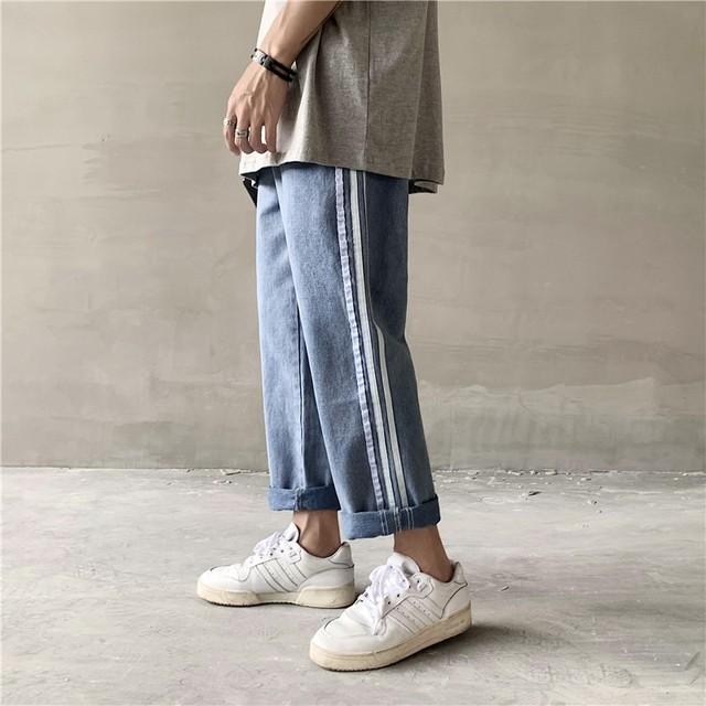 【ボトムス】ファッションハイウエストアンクル丈(9分丈)シェフパンツ29796242