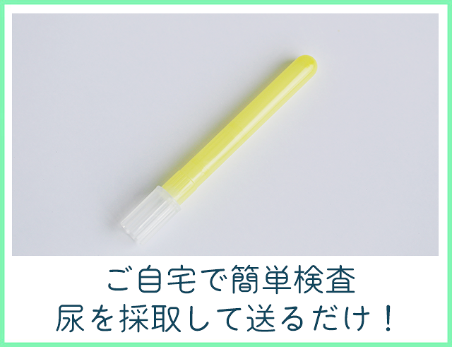 ② Tf大腸がん簡易検査キット(2日法)