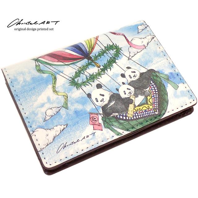 ◆受注生産◆3歳バースデー記念柄デザイン ◆カードケース