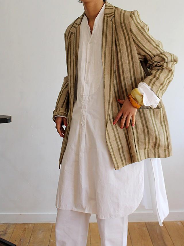 80's Linen Jacket