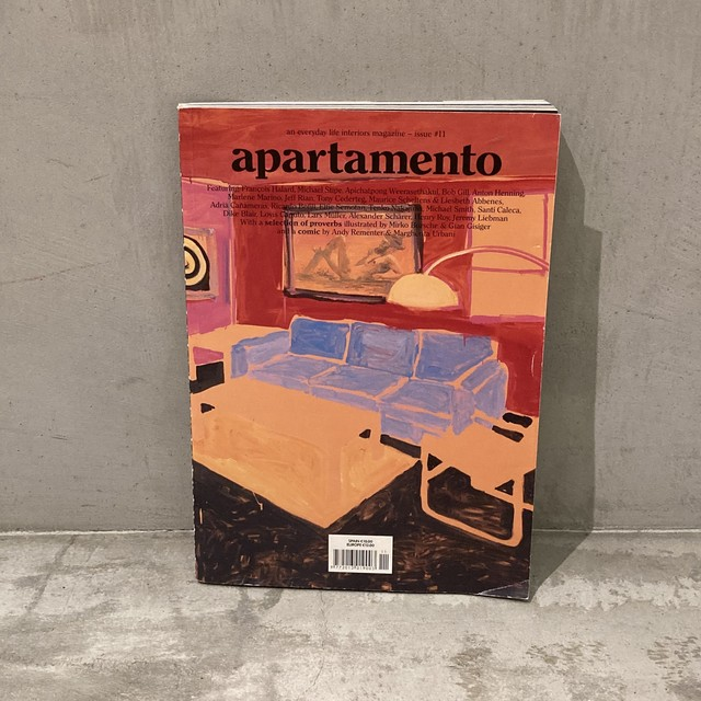 BOOK / apartamento magazine issue #11