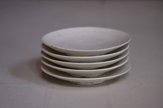 横山拓也 5. 6寸皿