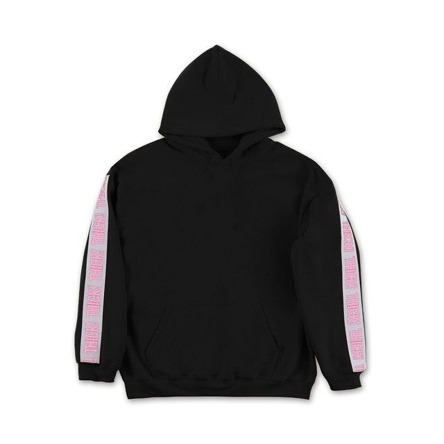 Kylie Jenner / Thick! Elastic Band Hoodie