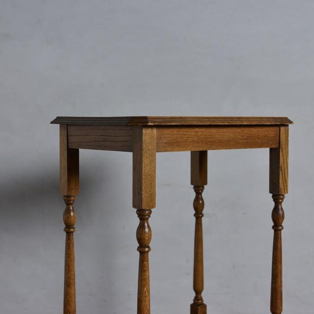 Occasional Table  / オケージョナル テーブル 〈サイドテーブル・花台・机・カフェテーブル・ティーテーブル・宣誓台〉