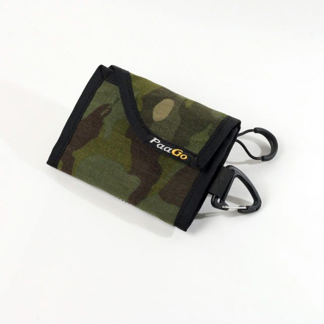 【paagoworks】 TRAILBANK M(Tropical Camo)