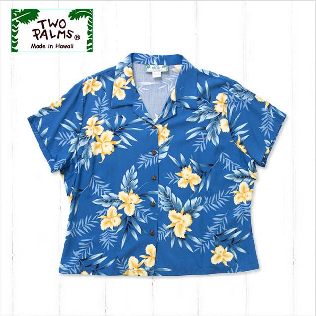 レディース オーキッドファーン(ブルー)BIG/L401R-Orchid-Fern BL
