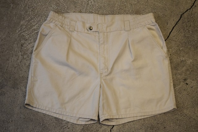 USED L.L.Bean PATHFINDER  shorts W34 80s vintage made in USA  P0238