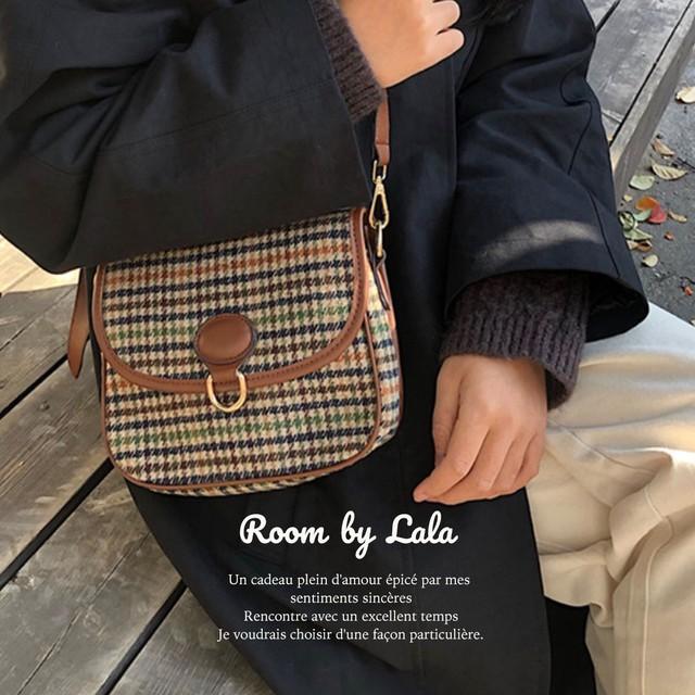 9/26(日)〆【お取り寄せ】Vintage style shoulder bag / バッグ / LE202242