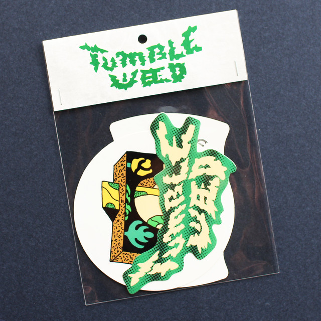 【TUMBLEWEED】TUMBLEWEED STICKER SET 2019