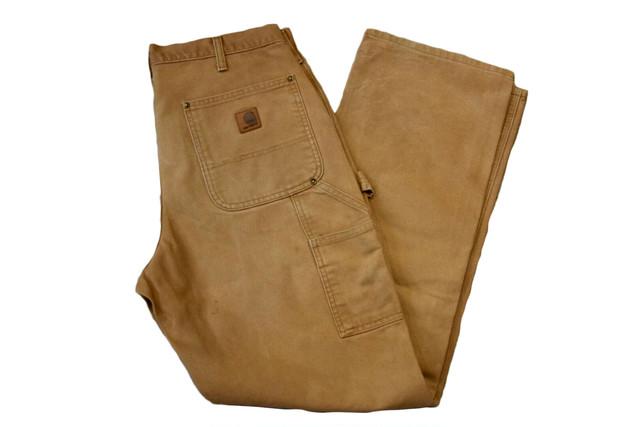 USED W32 Carhartt Double knee pants