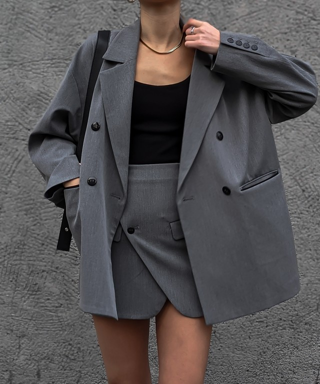 Piping loose jacket