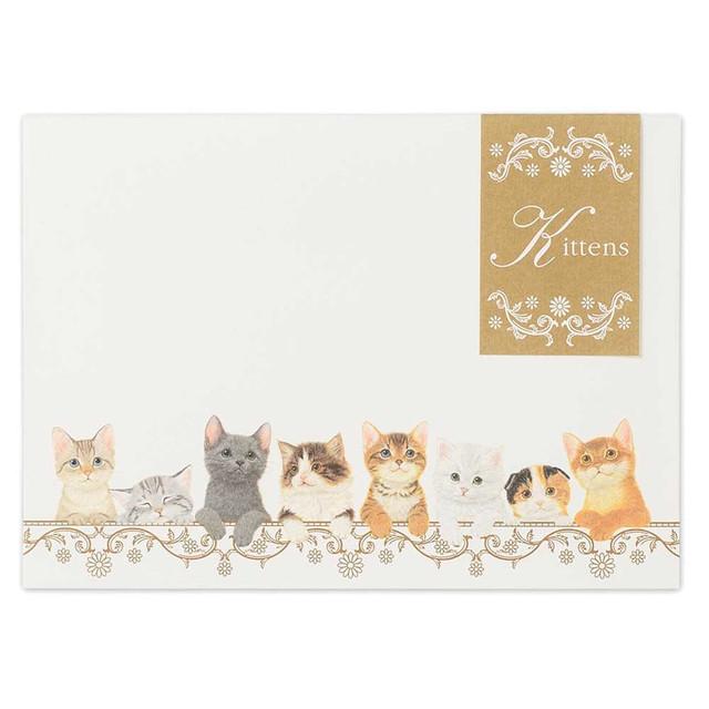 猫封筒(キトゥンズ)