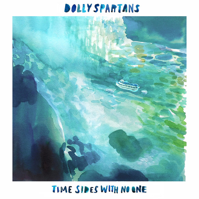 Dolly Spartans / Time Sides With No One(CD)