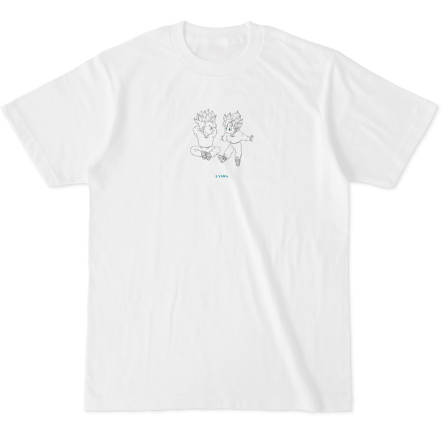 "18s/s ""SUCKER FOR YOU"" white tee"