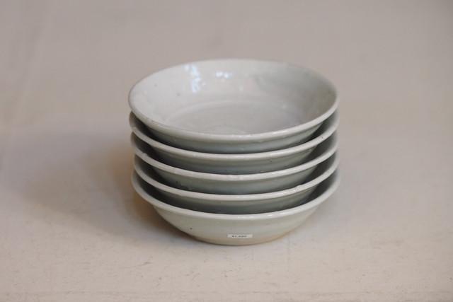 田鶴濱守人 2.半磁器4寸小鉢かがみ