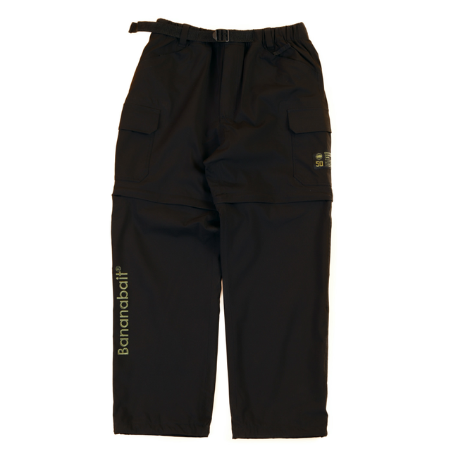 【Banana Bait】RAIN STOPPER 2L PANTS / Black