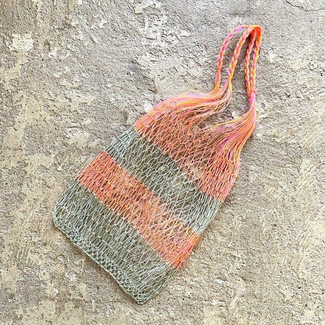 Mesh Bag Square Type-A #201