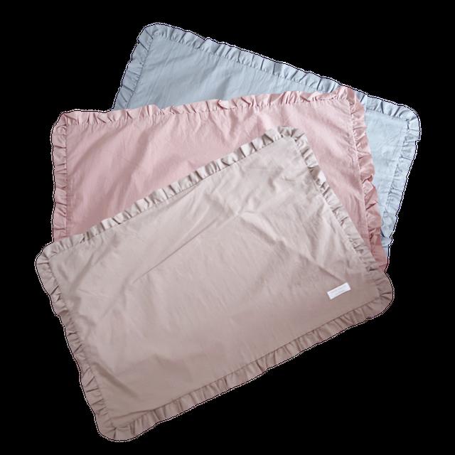Mini frill pillow case / ミニフリル枕カバー