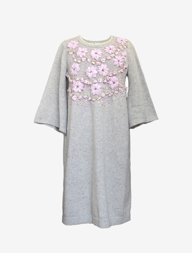 TSUMORI CHISATO SPRING KNIT DRESS