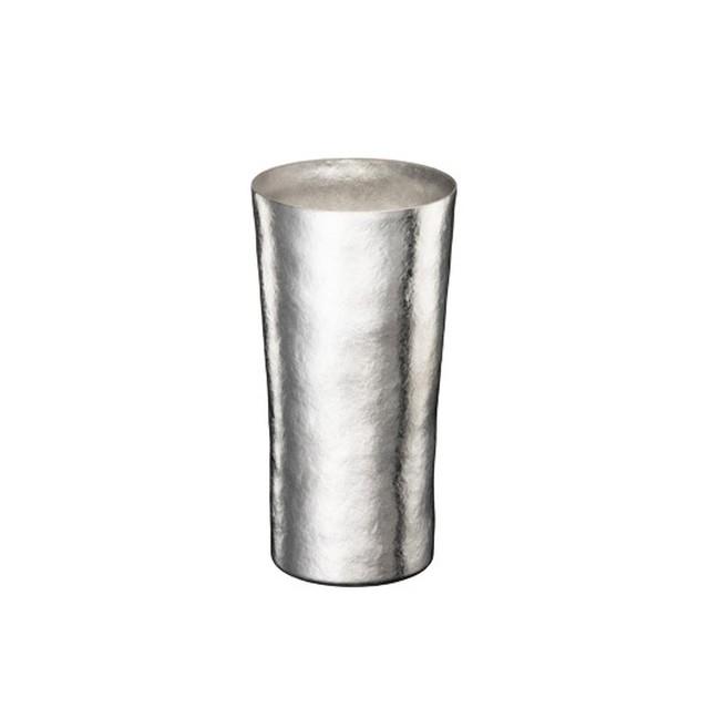 SUSgallery (サスギャラリー) 真空チタンカップ TITANESS Tumbler Basic line 【Pilsner Mirror 350ml】