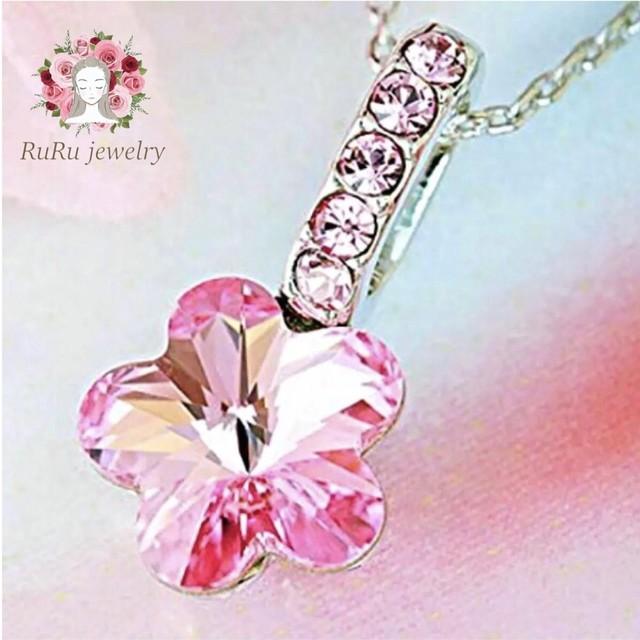 Cherry blossom(necklace)