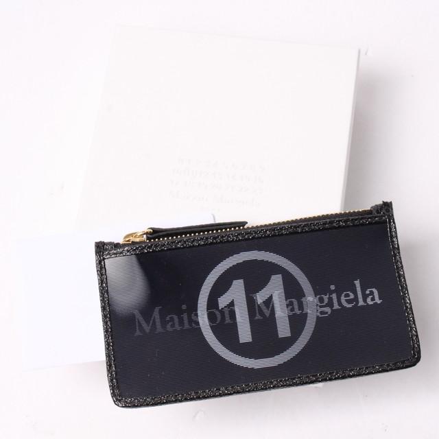 Maison Margiela メゾン マルジェラ カードケース ブラック[全国送料無料]r017295