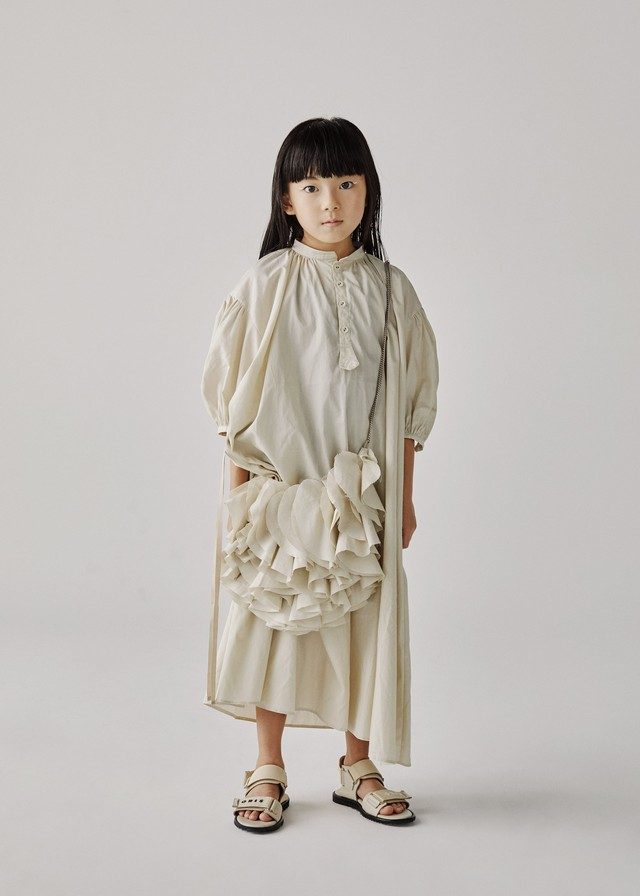 GRIS Sleeping Dress (Pistachio)(M) GR20SS-DR005