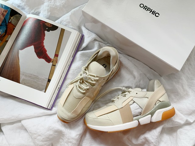 ORPHIC    METHO DNESS  desert beige