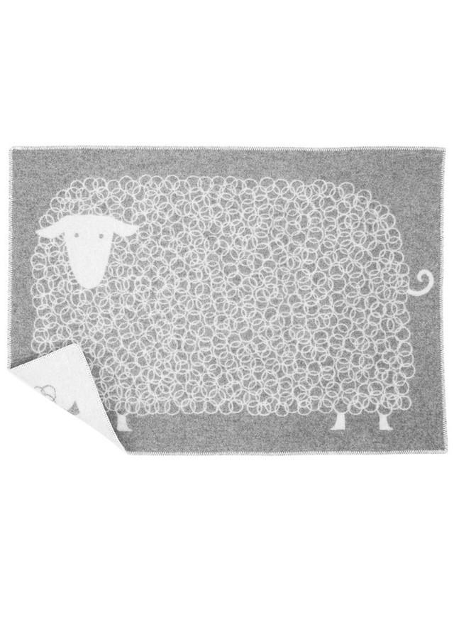 【LAPUAN KANKURIT(ラプアンカンクリ)】  LAMMASウールブランケット(90×130cm)