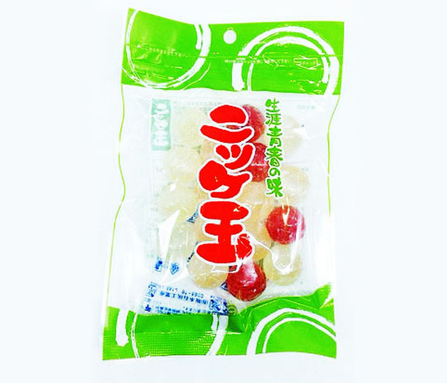 入江製菓 ニッケ玉 150g