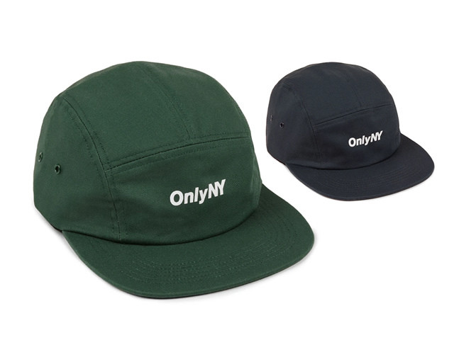 ONLY NY|Logo 5-Panel Hat