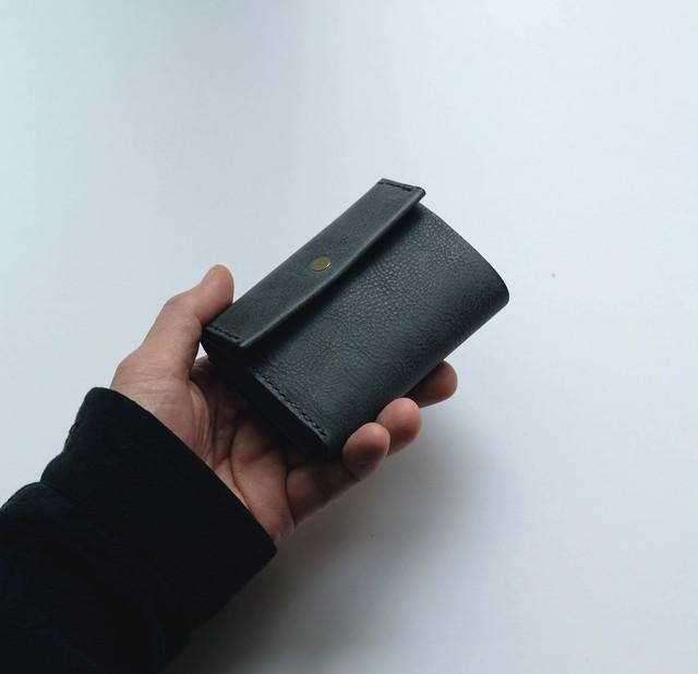 roll wallet - bk - nebbia
