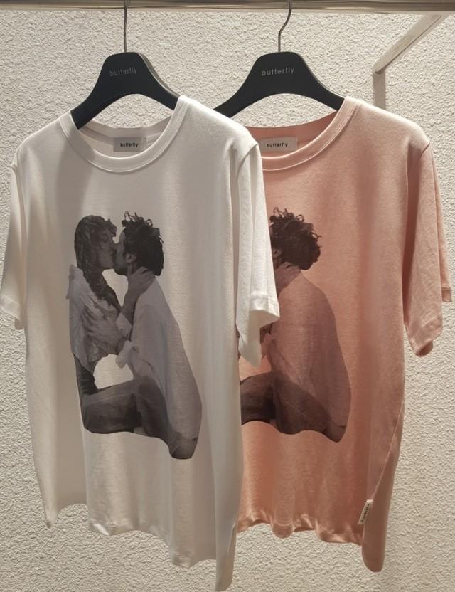 ルイキTシャツ Tシャツ 韓国ファッション