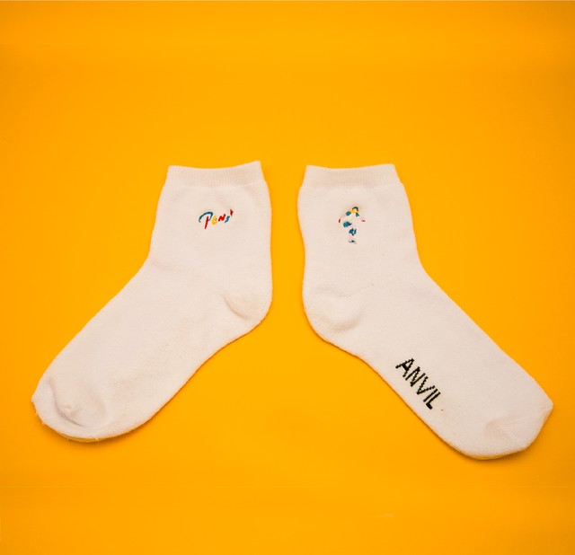 Socks(White)