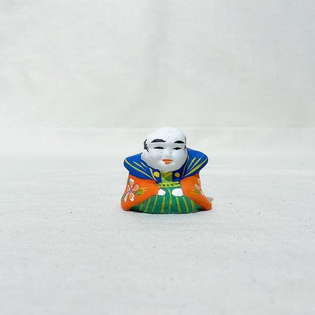 花巻人形 豆っこ福助人形