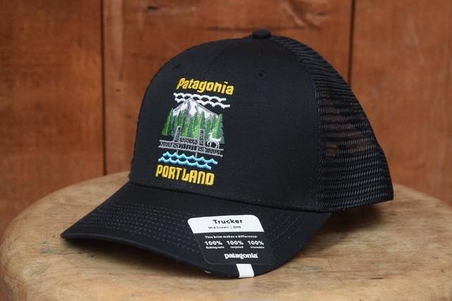 新品 patagonia Portland Trucker Hat -ONE 0966