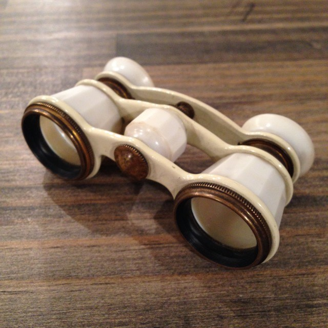 Antique Russian Opera Glasses/Binoculars