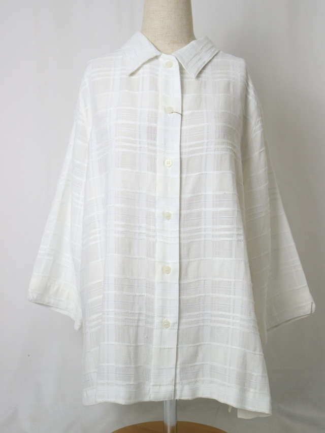 button down design shirt【5644】