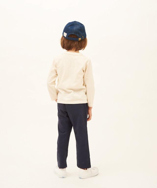 トレーラープリントロングTシャツ(日本製)