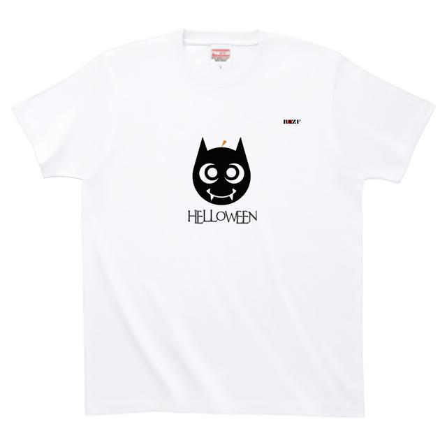 ハロウィンTシャツ(白)