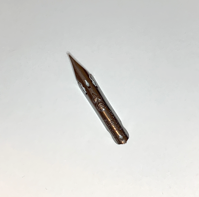 Brause Rose Nib