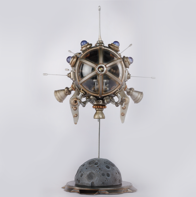 探索小型宇宙船 ピコロイド K-6  |鎌田光司|
