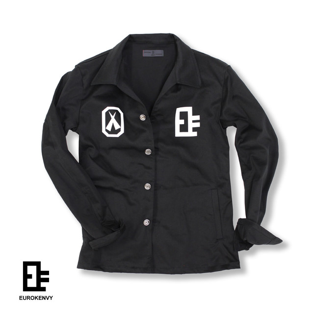 Premium Military Jacket/Black